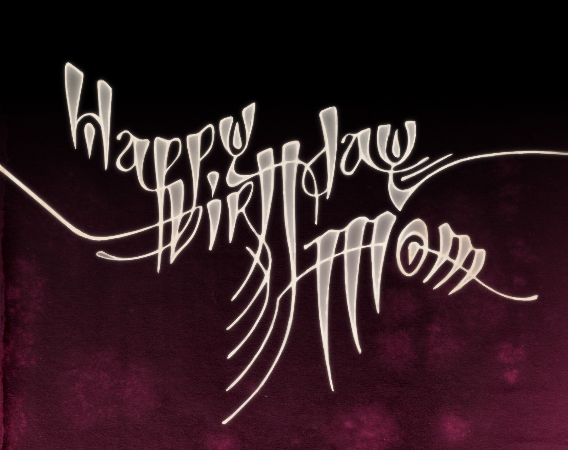 eryq happy birthday mom 2013